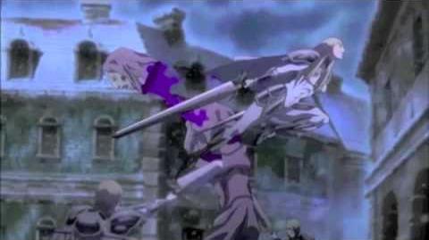 Claymore Undine and Twin Sword