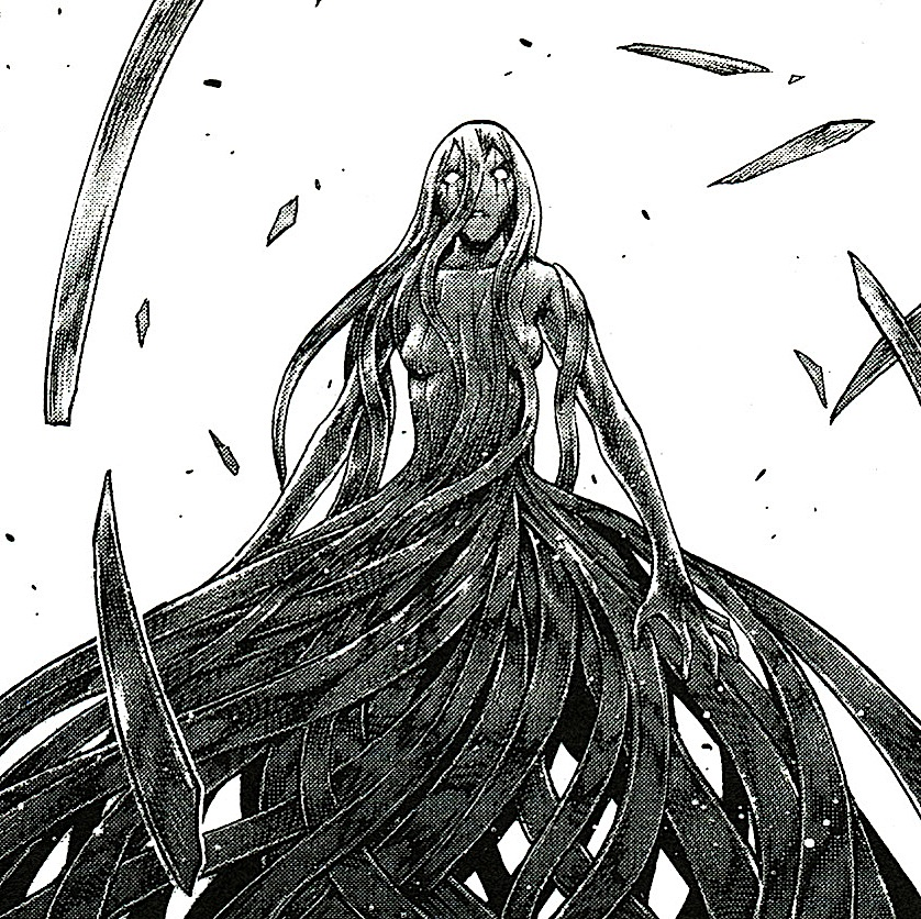 Claymore - Image Thread (wallpapers, fan art, gifs, etc ...