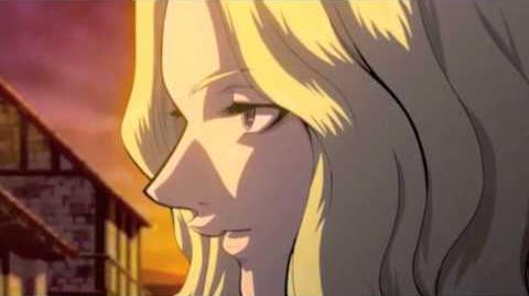 Claymore Teresa confronts Yoma