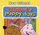 Clifford's Puppy Days: New Friends