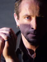 About Clive Barker