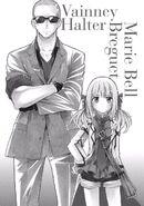 Manga Volume 02 Clock 5 002