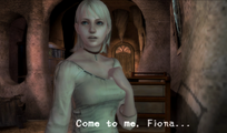 Fiona called