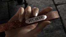 Hewie's collar