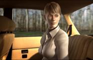 Fiona backseat