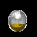 Refined antimony