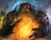 Dwarf arcanist