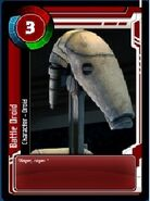 Red battle droid