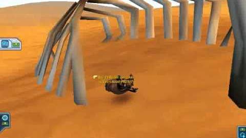 CWA Tatooine Lot Tour