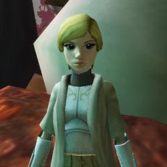 Jedi Knight Ana Zett