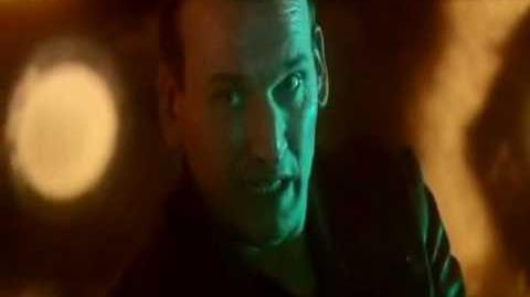 9th doctor regenerates into 10th doctor