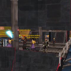 Commander Shox, Anakin Xenobomber & Rex Quantamshrieker