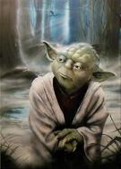 Yoda exile on dagobah by tommygunn712-d4xvp9k
