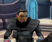 Commander Shox Character 46