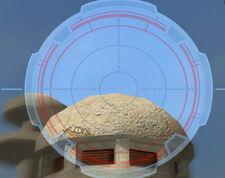 Sniper readies aim