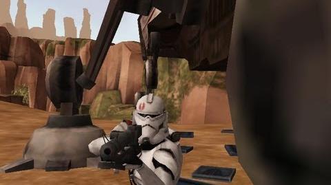 Star Wars Skirmish On Ryloth (CWA Film)