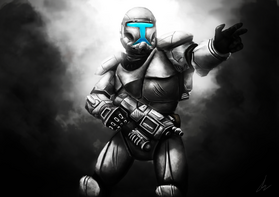 Republic Commando by UltimaFatalis