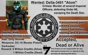 Atom's Wanted Poster 2