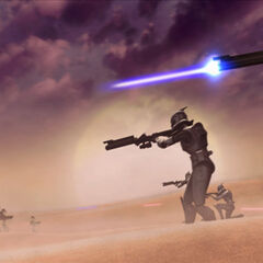 The Battle of Tatooine