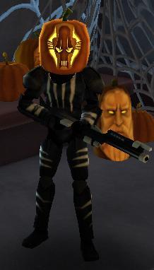 Orion Halloween