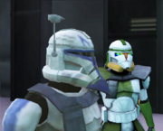 Commander Shox Character 53
