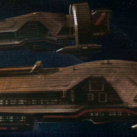 spaceship of Adni