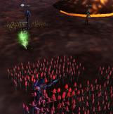 A'den fighting Nuro pirates