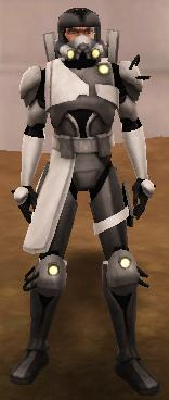 Orion in Grand Officer Gear