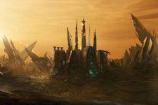 The Junk Jedi Temple