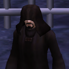 A'den's robes worn after being resurrected by Darth Imperias