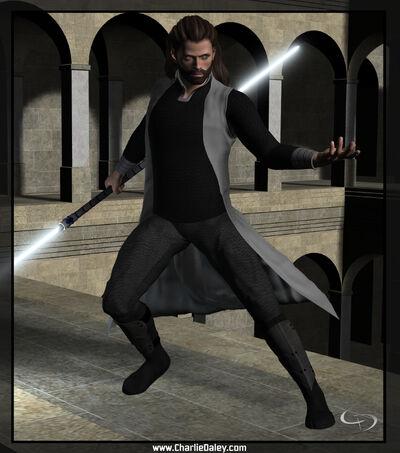 Mercenary of the Force