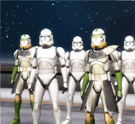 Wolf Squadron Troopers Phase II