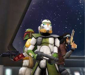 Commander Shox cwa