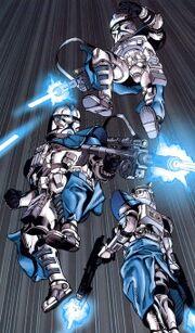 Alpha-class Arc troopers