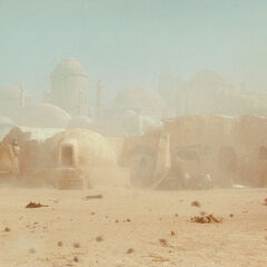 what skirata and his unit left of tatooine....  after the battle of endor,  skirata recruited thousands of worlds rise up to join the empire.