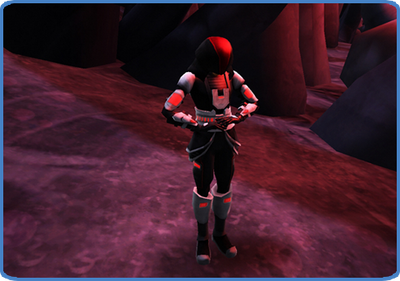 Dark side acolyte gear