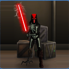 Skeletal Sith By <a href=