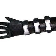Kools broken arm glove