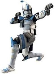 Kloon in phase 2 arc trooper armor