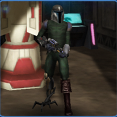 Mandalorian Mechanic By <a href=