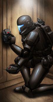 Clone commando TCWCG