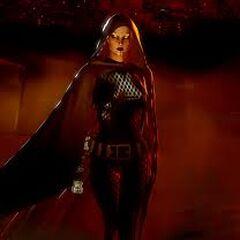 Zam as Darth Mirax II