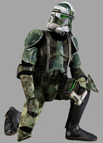 Commander Gree of the 41st