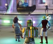 Commander Shox Character 67