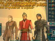 Skywalker comic