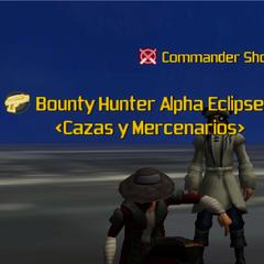 Commander Shox & Alpha Eclipse