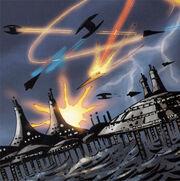 Bombing of Kamino3