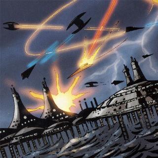 Bombing of  Kamino