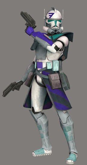 ARC trooper Dragneel