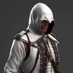 Grand master gear worn by Erudito